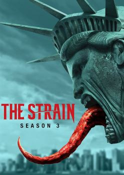 The Strain - Season 3 - DVD