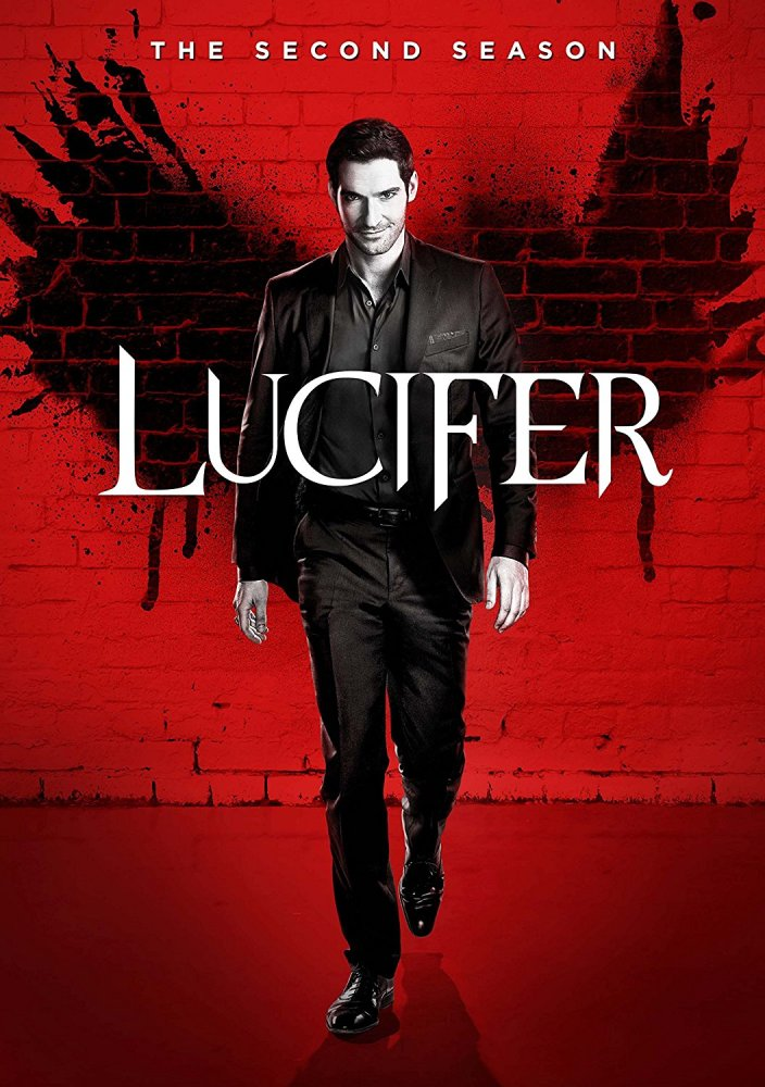 Lucifer - Season 2 - DVD
