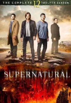Supernatural - Season 12 - DVD