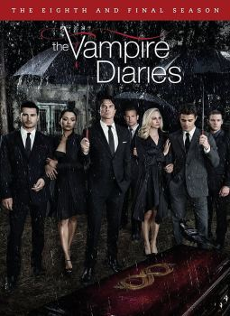 Vampire Diaries - Season 8 - The Final Season - DVD