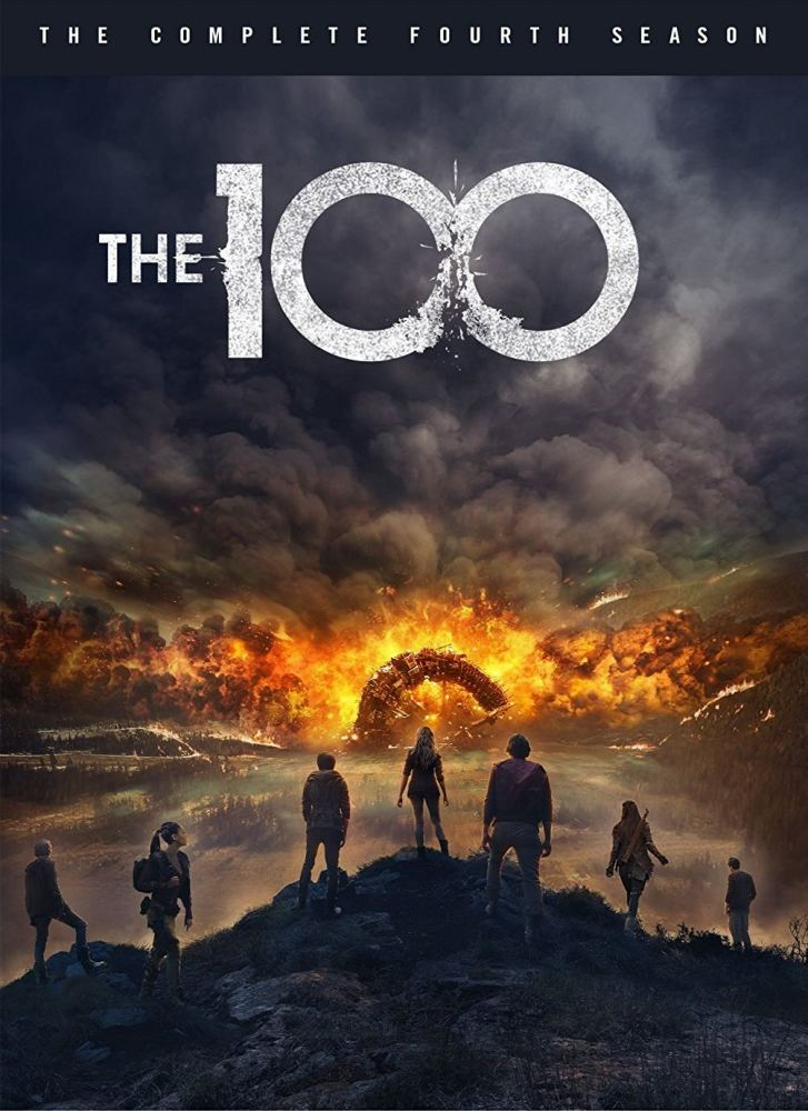 The 100 - Season 4 - DVD