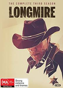 Longmire - Season 3 - DVD