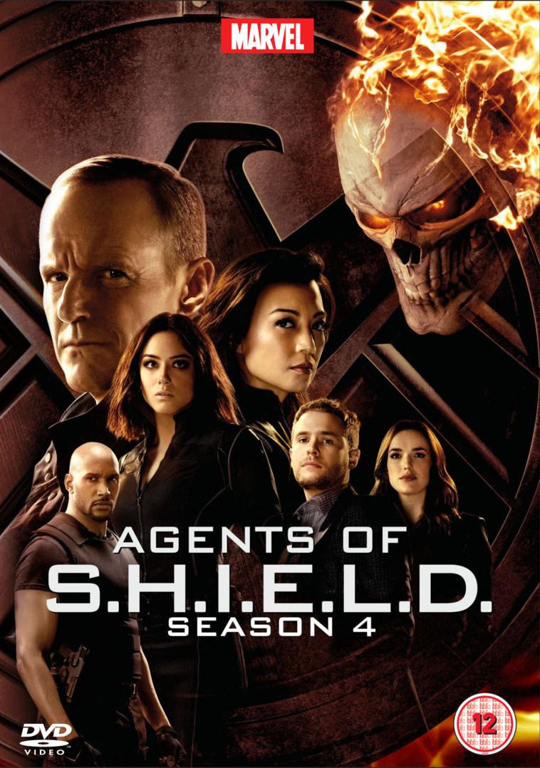 Agents Of S.H.I.E.L.D - Season 4 - DVD