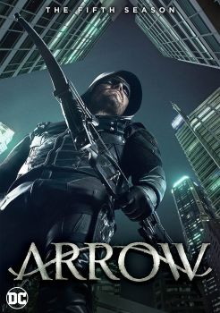 Arrow - Season 5 - DVD