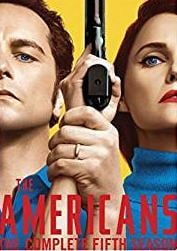 The Americans - Season 5 - DVD
