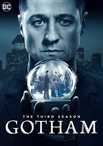 Gotham - Season 3 - DVD