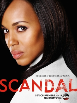 Scandal - Season 6 - DVD