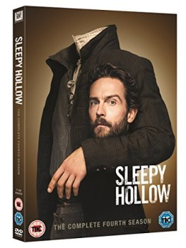 Sleepy Hollow - Season 4 - DVD
