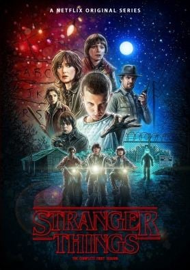 Stranger Things - DVD