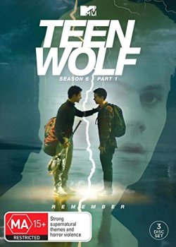 Teen Wolf - Season 6 - Part 1 - DVD
