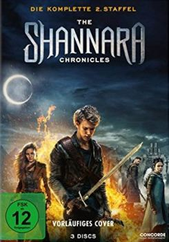 The Shannara Chronicles - Season 2 - DVD