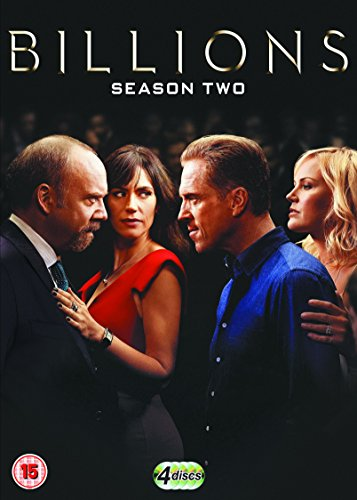 Billions - Season 2 - DVD