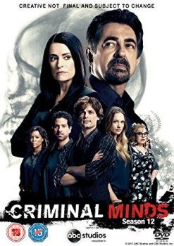 Criminal Minds - Season 12 - DVD