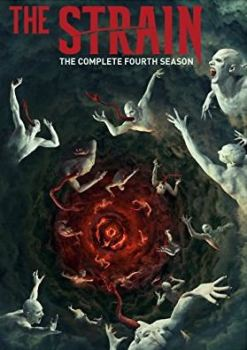 The Strain - Season 4 - DVD