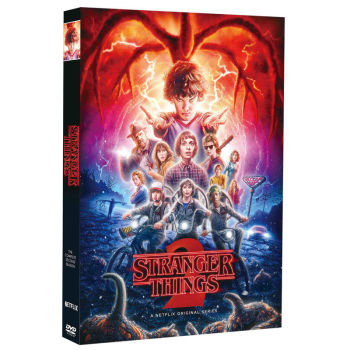 Stranger Things - Season 2 - DVD