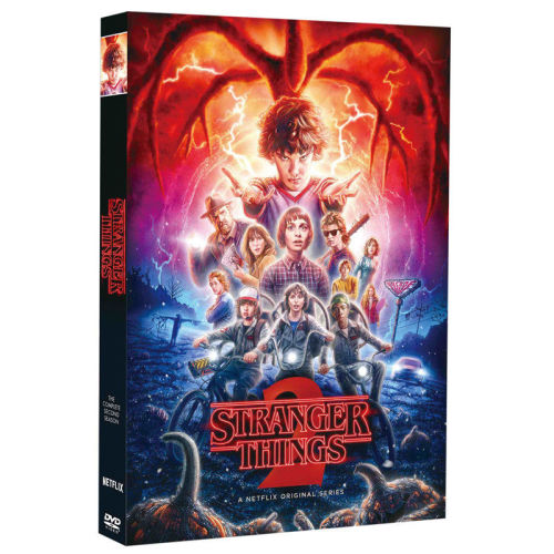 Stranger Things - Season 2 DVD