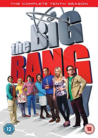 Big Bang Theory - Season 10 - DVD