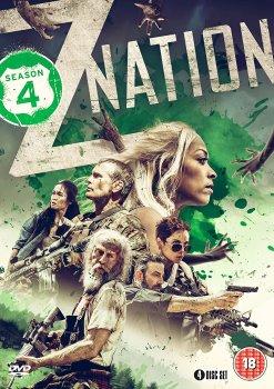 Z Nation Season 4 - DVD