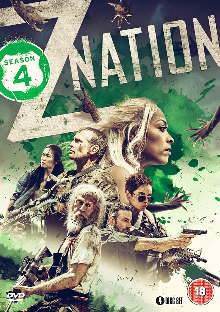 Z Nation Season 4 - DVD