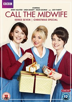 Call The Midwife - Season 7 & Christmas Special 2017 - DVD