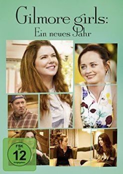 Gilmore Girls - A  Year In the Life - DVD