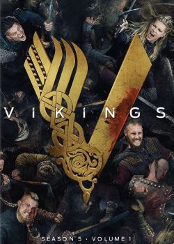 Vikings - Season 5 Part 1 - DVD