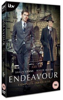 Endeavour - Season 5 - DVD