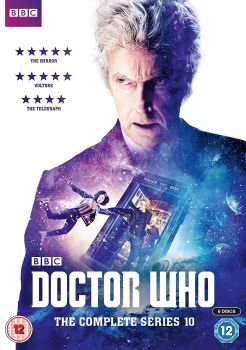 Doctor Who - Complete Season 10 - DVD