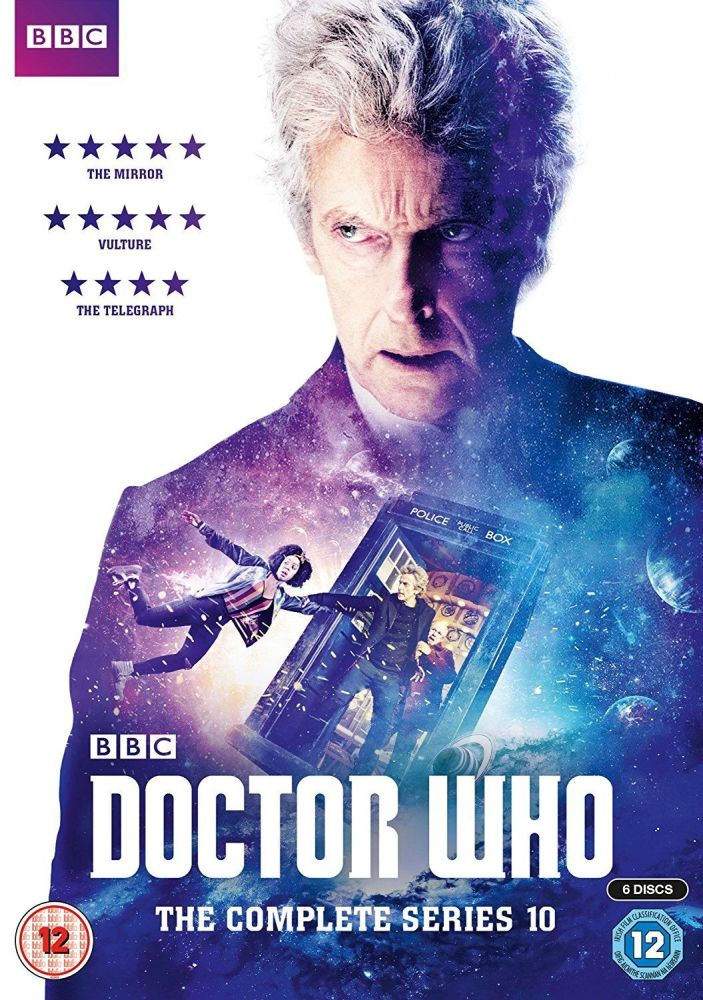 Doctor Who - Complete Season 10 - DVD
