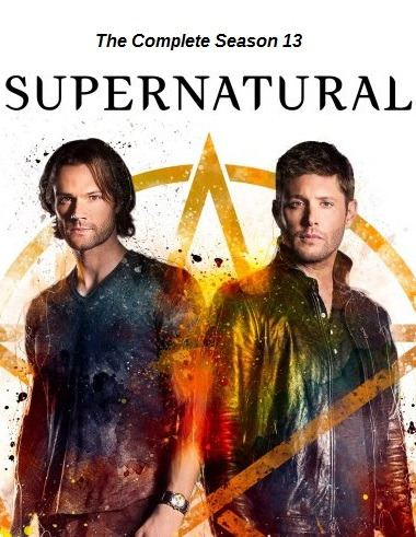 Supernatural - The Complete Season 13 - DVD