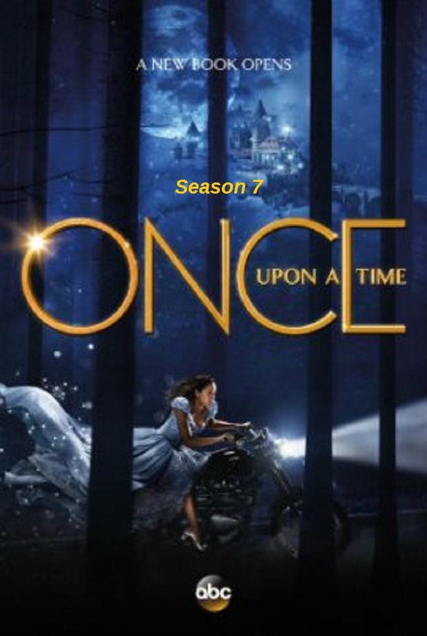 Once Upon A Time - Season 7 - DVD