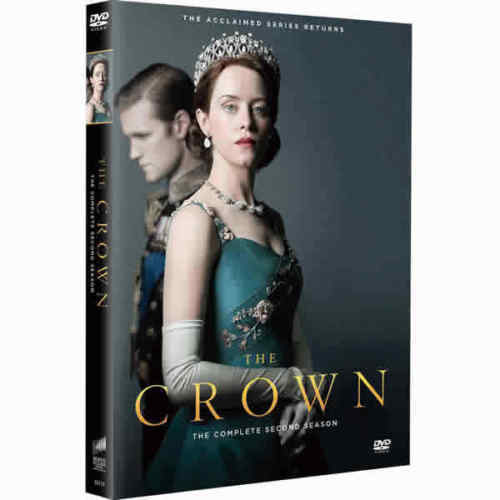The Crown - Season 2 - DVD