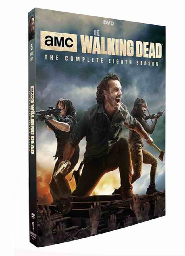 The Walking Dead - Season 8 DVD
