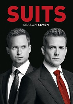Suits - Complete Season 7 - DVD