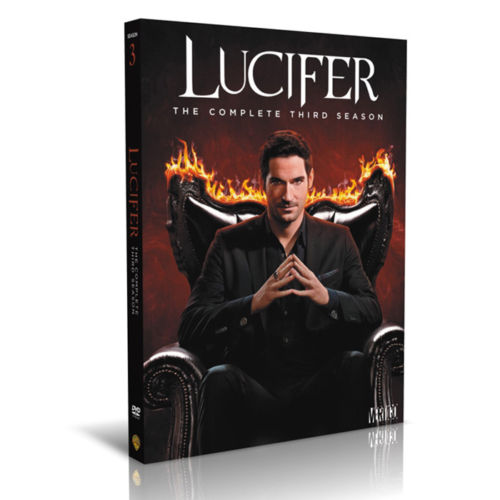 Lucifer - Season 3 - DVD