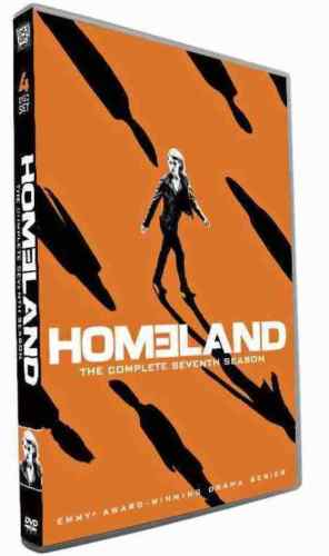 Homeland - Season 7 - DVD