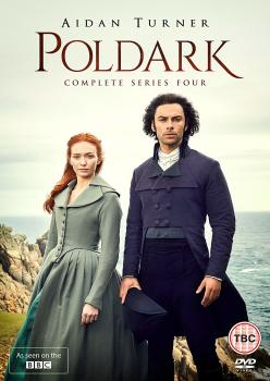 Poldark Season 4 - DVD