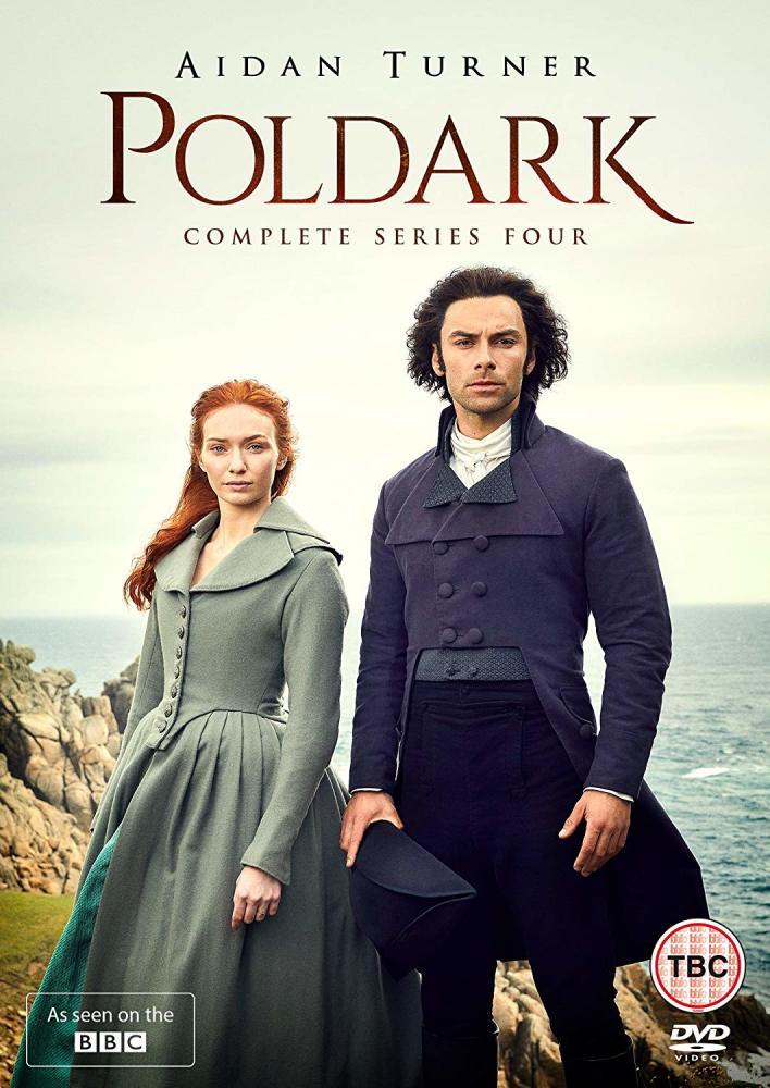 Poldark Season 4 - DVD