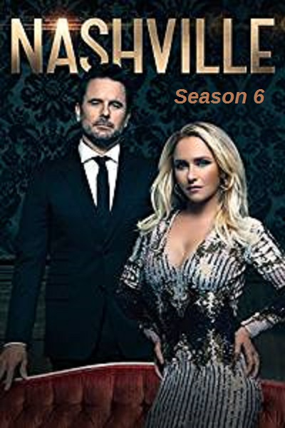 Nashville - Season 6 - DVD