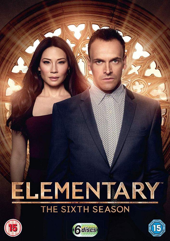 Elementary - Season 6 - DVD