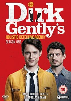 Dirk Gently's Holistic Detective Agency - Season 1 - DVD