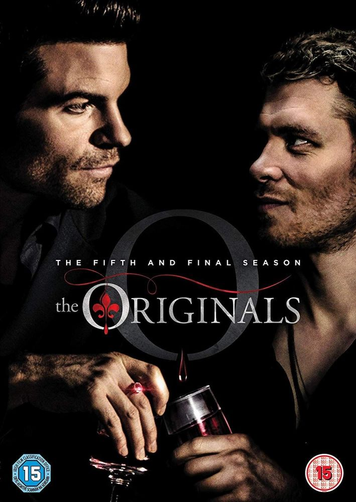 The Originals Season 5 - DVD