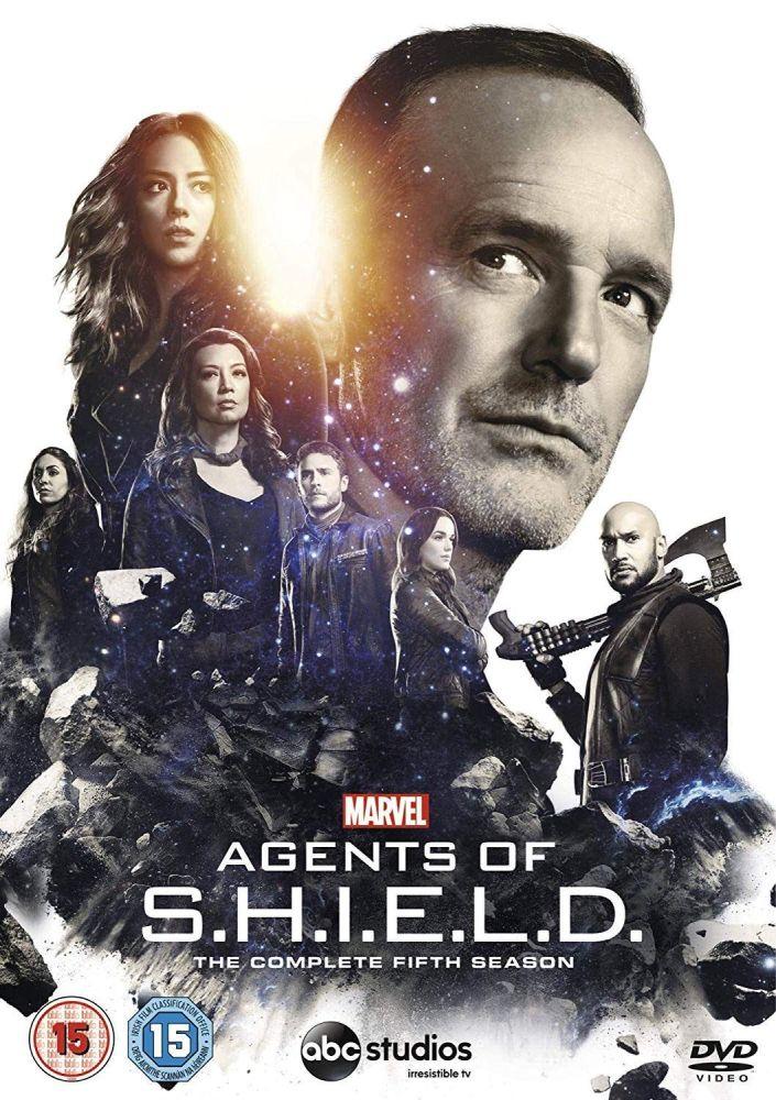 Agents Of  S.H.I.E.L.D  Season 5 - DVD