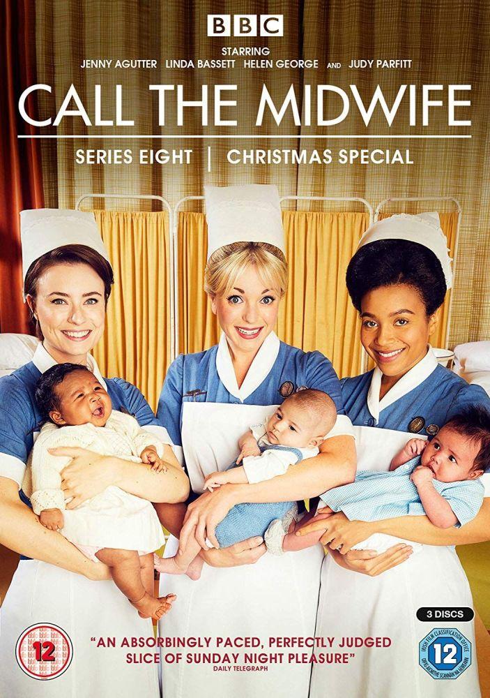 Call The Midwife - Season 8 - DVD