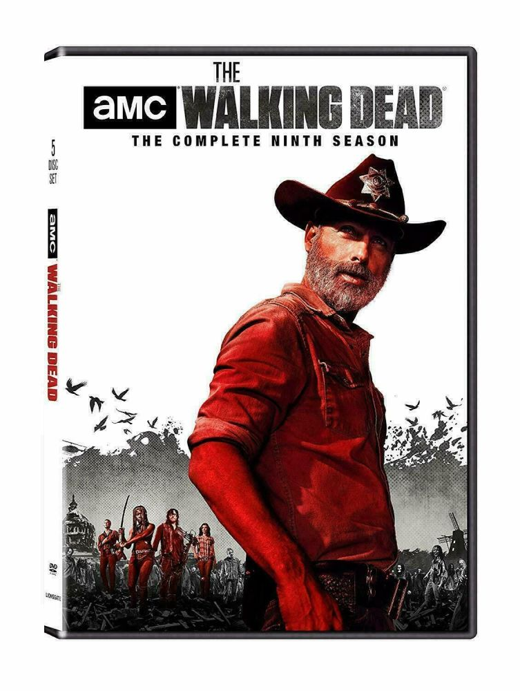 The Walking dead - Season 9 - DVD