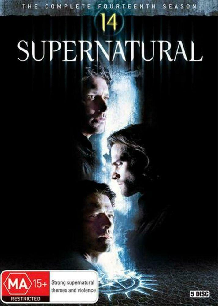 Supernatural Season 14 - DVD