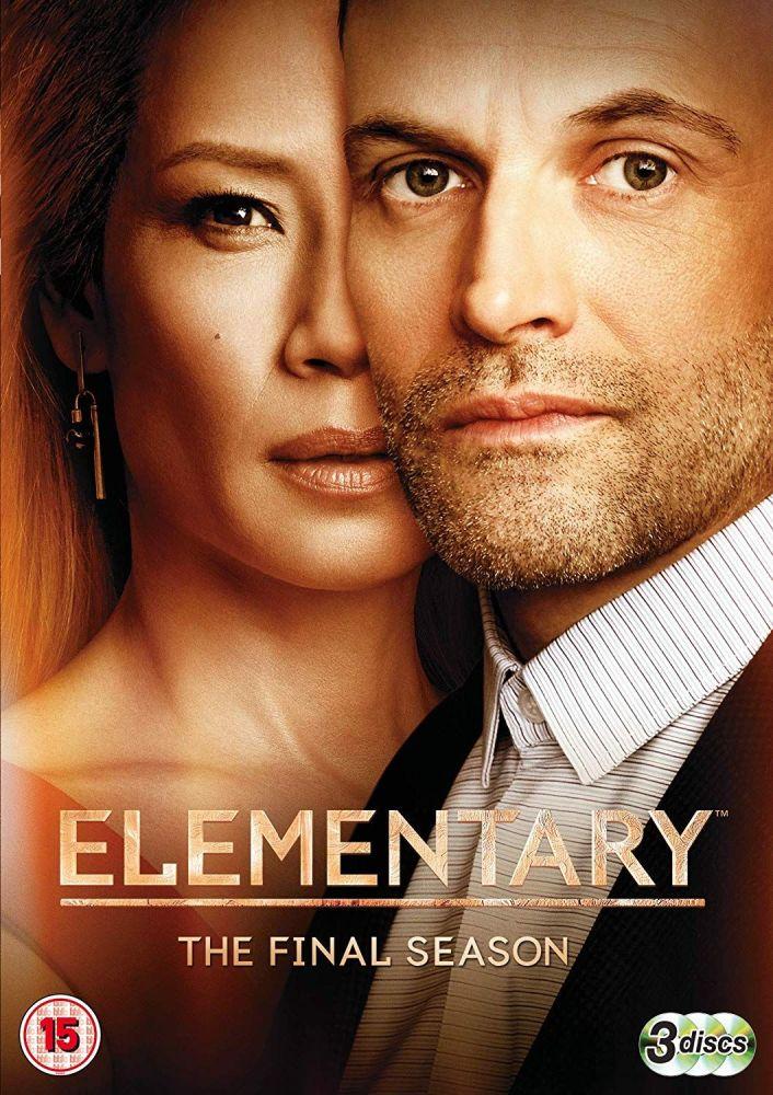 Elementary - The Final Season - DVD