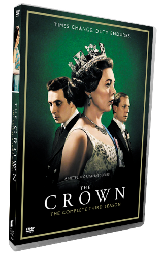 Th Crown - Season 3 - DVD