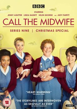 Call The Midwife - Season 9 & Christmas Special - DVD