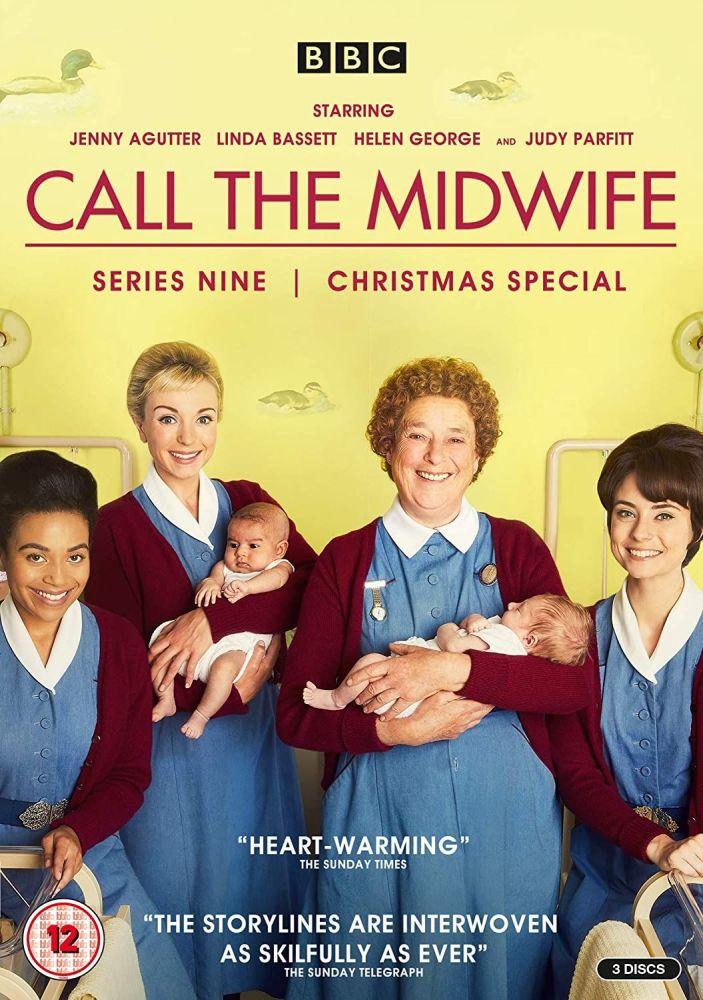 Call The Midwife - Season 9 & Chritsmas Special - DVD